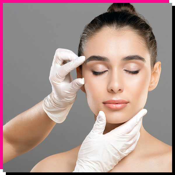 Exosomes Microneedling treatment consultation at Gleam Medical Spa in Denver Colorado