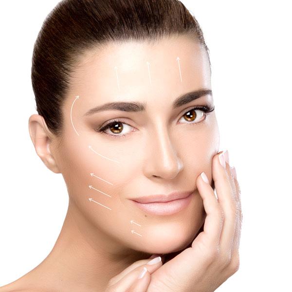 Gleam Med Spa skin transformation